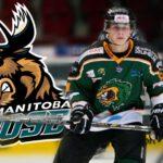 Jiřího Fronka testuje tým Manitoba Moose