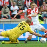 Milan Škoda zůstává v Edenu. Klíčový hráč Slavie prodloužil smlouvu