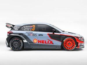Nový Hyundai I20 WRC