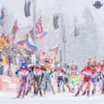 Druhý den v Ruhpoldingu: Norský triumf, německé zklamání a české smíšené pocity