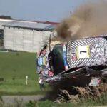 """VIDEO : Když se jede za limitem aneb rally jízda """"na hraně""""…"""