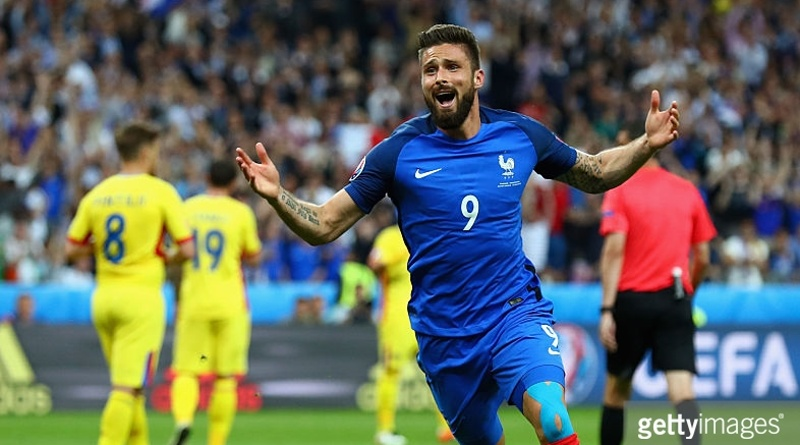 Olivier Giroud (Clive Rose/Getty Images)