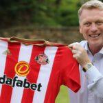 Moyes sa vracia na Ostrovy, preberá Sunderland