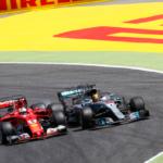 Hamilton našel recept na Vettela a z Barcelony si odváží vítězství