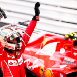 Závod v ulicích Monte Carla si podmanil Sebastian Vettel