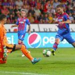 Evropská Liga UEFA: Plzeň poletí do odvety s nadějným výsledkem.