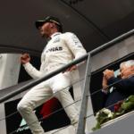 Závod ve Spa-Francorchamps ovládl Lewis Hamilton