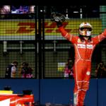 Pro jednoznačné pole position si v Singapuru dojel Sebastian Vettel