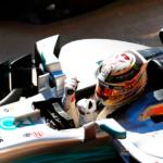 Lewis Hamilton si podmanil Ameriku, od titulu mistra světa jej dělí už jenom pár bodů