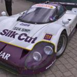 Button bude závodit s historickým Jaguarem