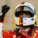 Vettel si v Bahrajnu vyjel pole position, Hamilton odstartuje jako devátý